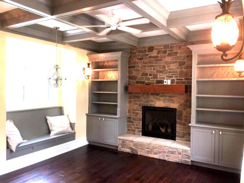 fireplace cabinets st louis mo