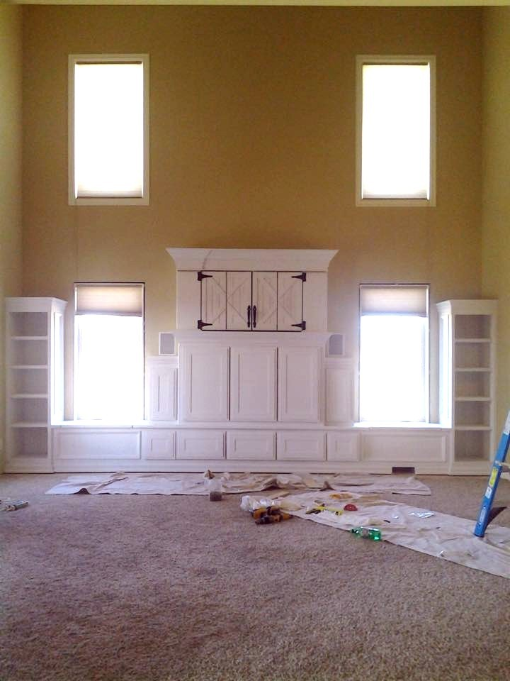 Custom Cabinets st louis mo